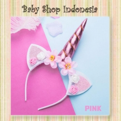 Bando Unicorn Pink  large