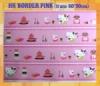 G060 HK Border Pink MS 48rb  medium