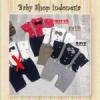 LJ148 Jumpsuit Bayi Laki laki Baju Pesta Bayi Cowok Jumpsuit Overall Armmannii  medium