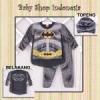 LU260 Setelan Kostum Batman 72  medium