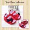 Sepatu Sandal Bayi Prewalker Red S771 69  medium