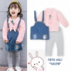 Set Overall Carrot Tie Salem  medium