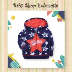 jaket all star  large