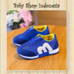 sneaker anak import M  large